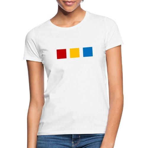 Modernes te.comp Logo - Frauen T-Shirt