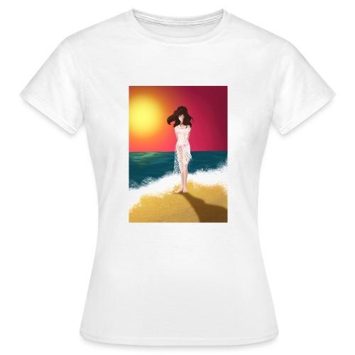 Lipiec - Koszulka damska