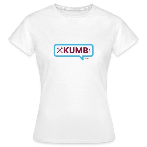 KUMB Logo - Women's T-Shirt