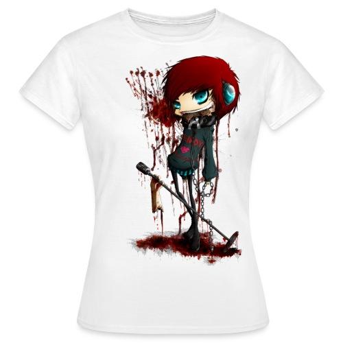 Menschenfleisch - Frauen T-Shirt