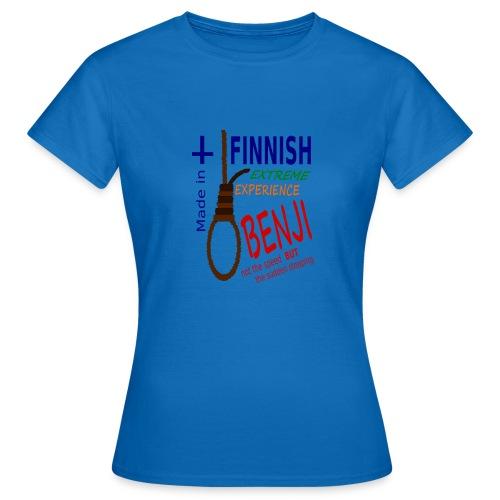 FINNISH-BENJI - Women's T-Shirt
