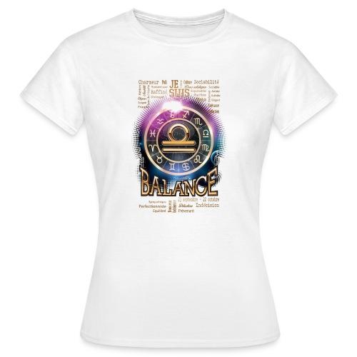BALANCE - T-shirt Femme