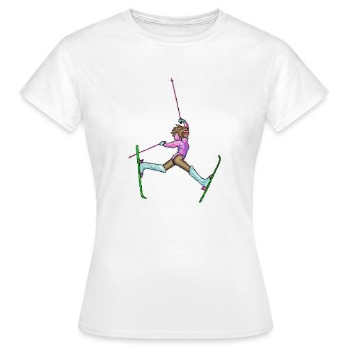 Hot Dogger - Naisten t-paita
