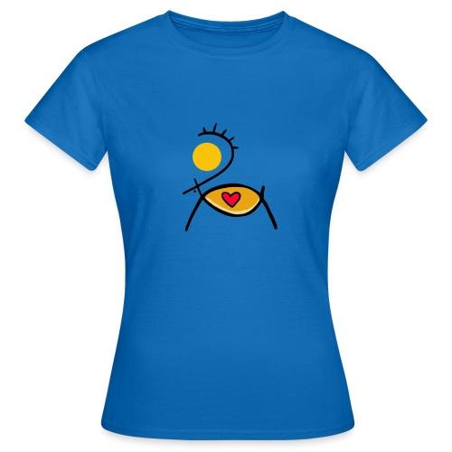 Sarvet - Naisten t-paita