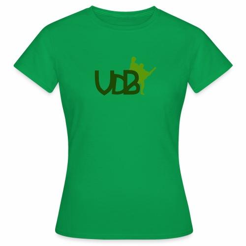 VdB green - Maglietta da donna