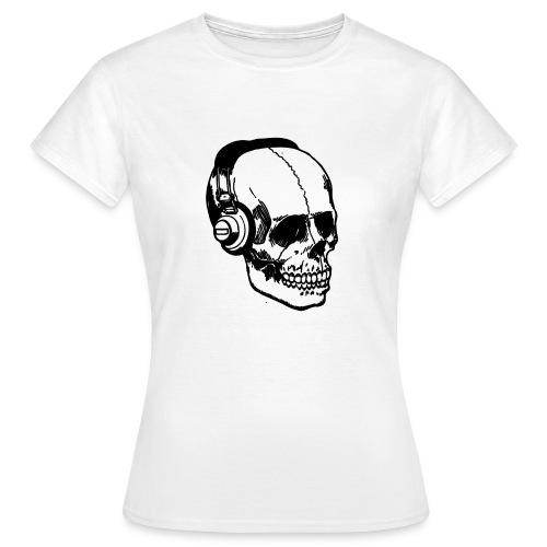 lydbog_6 - Dame-T-shirt