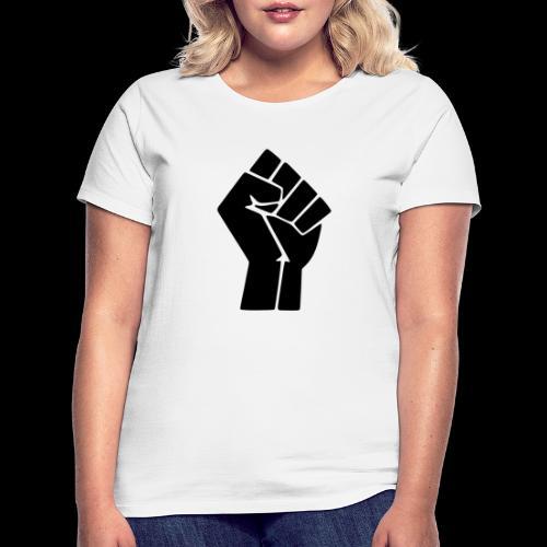 NEGRU LIVES MATTER - T-shirt Femme