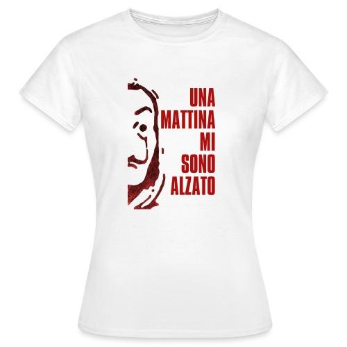 RESISTENCIA RED - T-shirt Femme