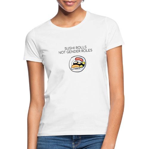 Sushi design - Maglietta da donna
