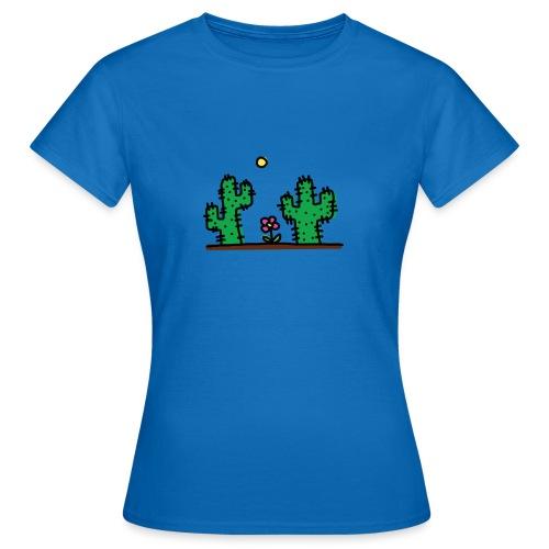 Cactus - Maglietta da donna