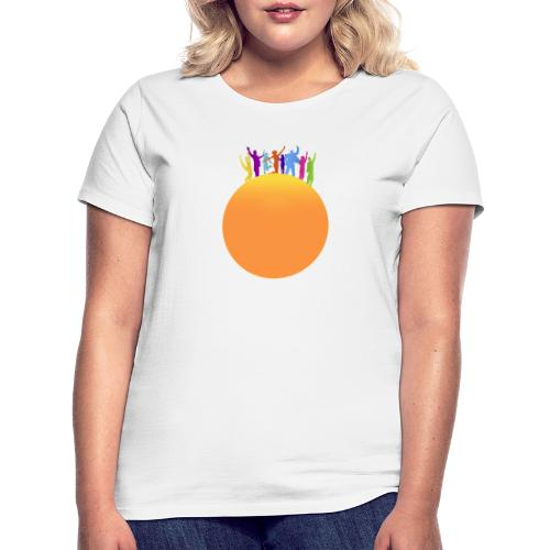 Soleil - T-shirt Femme