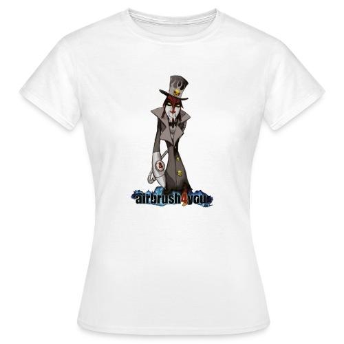 AirbrushDealer - Frauen T-Shirt