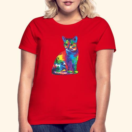 Gato fantástico - Camiseta mujer