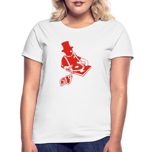 DJ Anno 1887 © forbiddenshirts.de - Frauen T-Shirt
