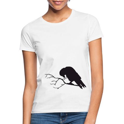 crow png - Maglietta da donna
