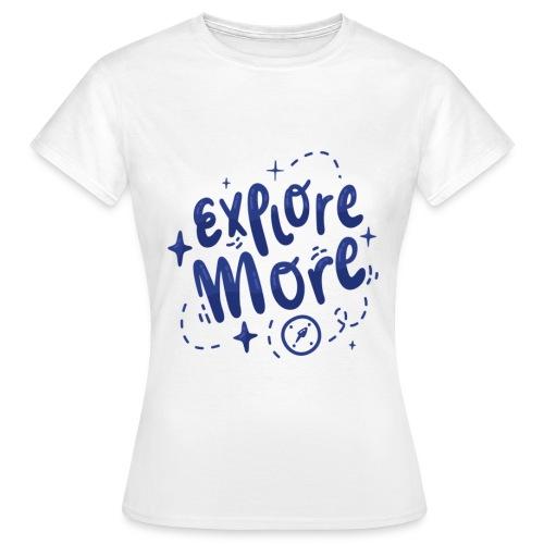 EXPLORE - Maglietta da donna