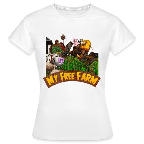 My Free Farm - Frauen T-Shirt