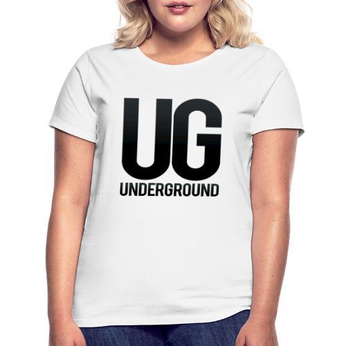 UG underground - Women's T-Shirt