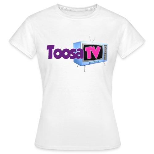 toosatv logo png - Naisten t-paita