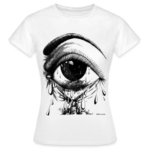 augeRKG png - Frauen T-Shirt