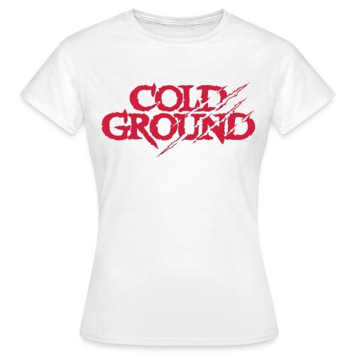 Cold Ground - T-shirt Femme