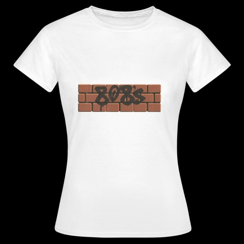 Bricks 808's - Frauen T-Shirt