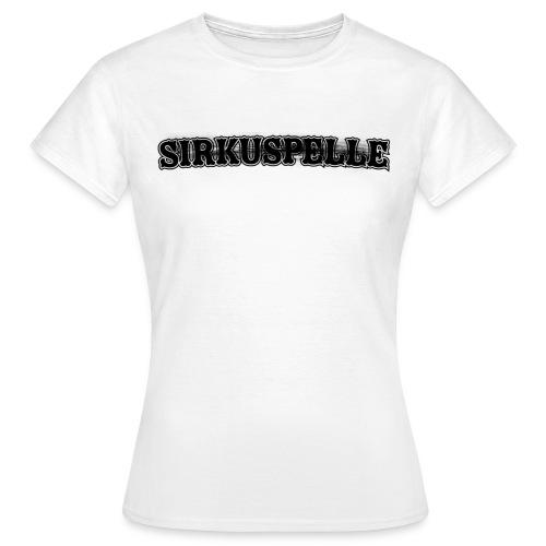 pelleblack - Naisten t-paita