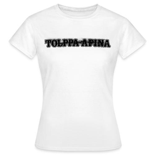 tolppaapina - Naisten t-paita