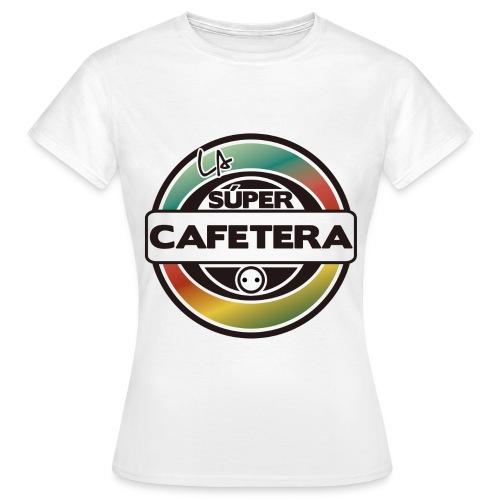 lasupercafetera2013200x200 - Camiseta mujer