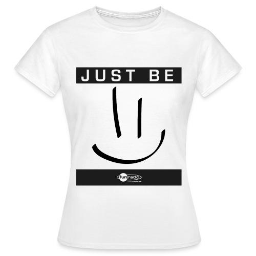 just be black - T-shirt Femme