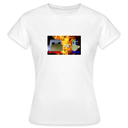TGCHICKEN VS POLLO - Maglietta da donna