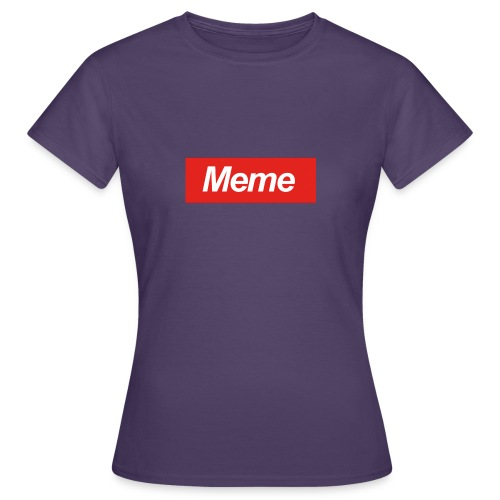 D-fault Meme Shirt - Vrouwen T-shirt