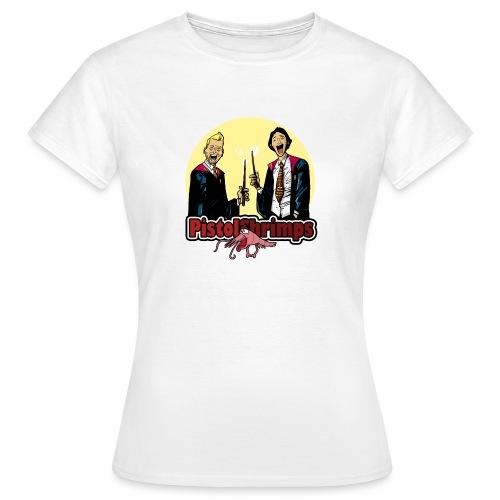 4392392 13107065 pistolshrimps 2 copy or - Women's T-Shirt