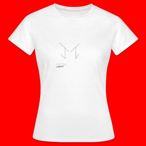 JT_signature - Women's T-Shirt