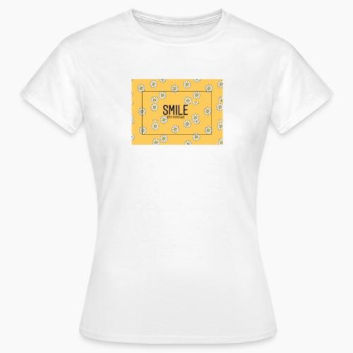 SMILE ITS SUNNAH - Maglietta da donna