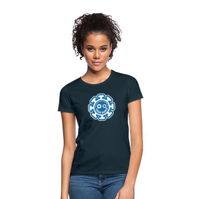 Corona Virus #rimaneteacasa azzurro