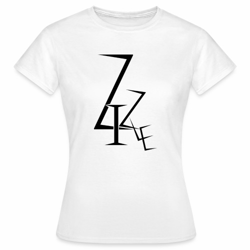 ZIZLE - Dame-T-shirt