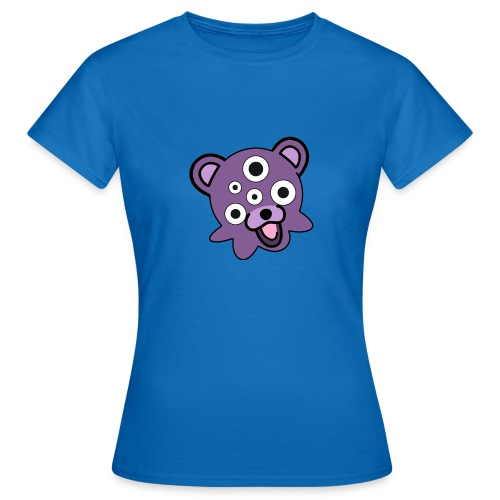 TSJean Bear png - T-shirt Femme