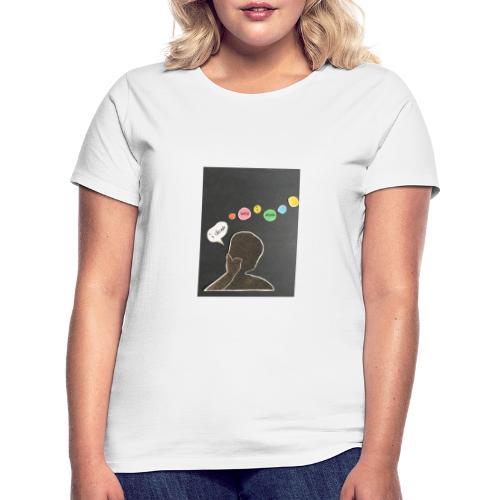 I denk wos i denk - Frauen T-Shirt