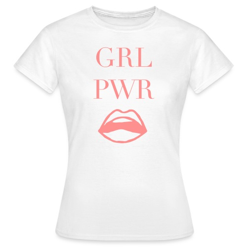 Grl Pwr - Frauen T-Shirt