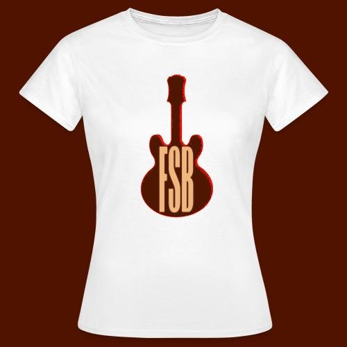 FSB Guitar Logo - Women's T-Shirt