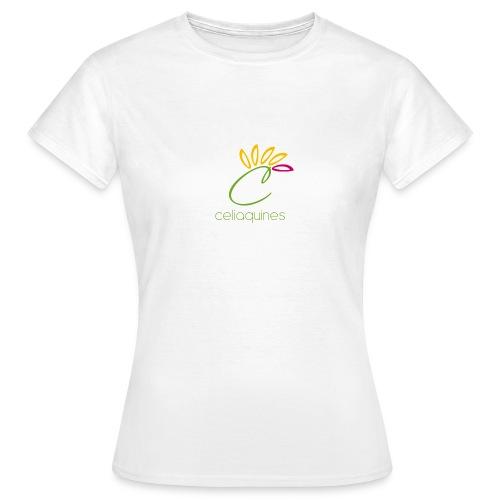 logo letrasverdes png - Camiseta mujer