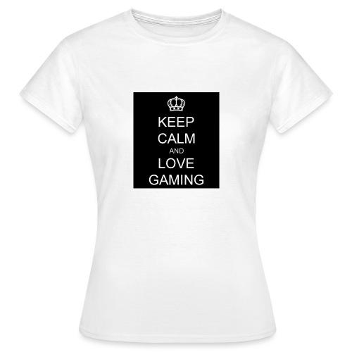 GAMING - Frauen T-Shirt