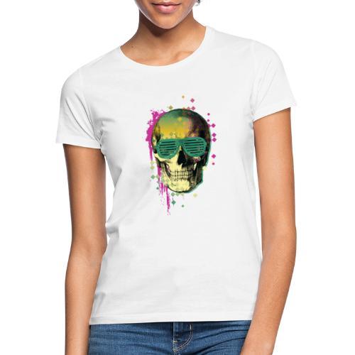 squelette2 - T-shirt Femme