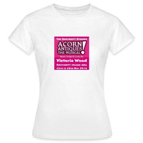 aa_shirt - Women's T-Shirt