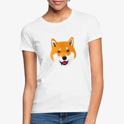 Shiba Dog - T-shirt Femme