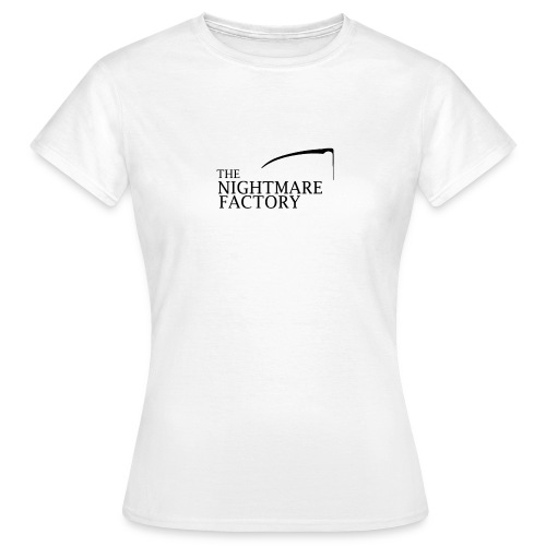 nightmare factory Nero png - Women's T-Shirt