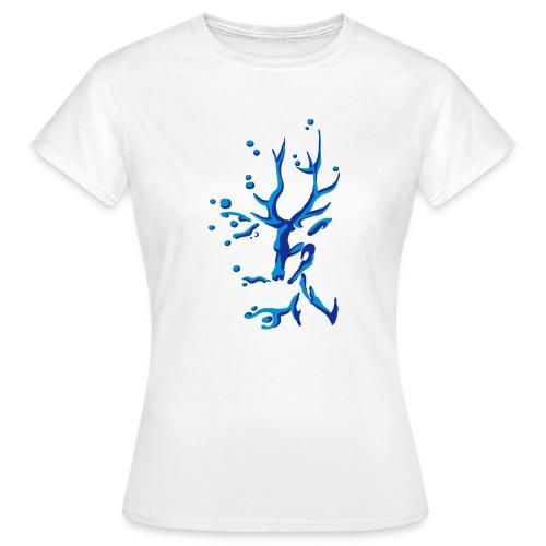 Hirsch - Frauen T-Shirt