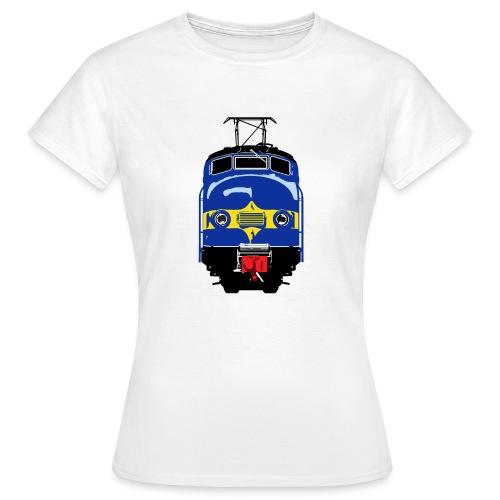 Hondekop Benelux 3 kleuren - Vrouwen T-shirt