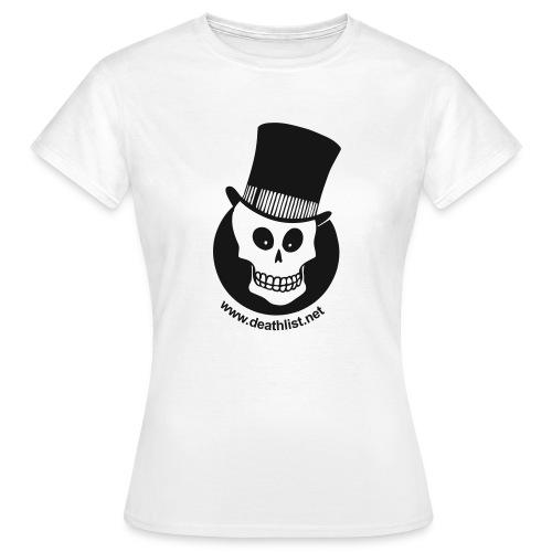 skully vector - Women's T-Shirt
